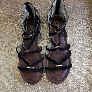 Carlos Santana Sandals Size 8.5